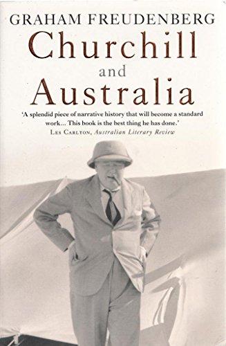 9781405039444: Churchill and Australia