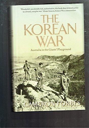 9781405040013: The Korean War: Australia in the Giants' Playground