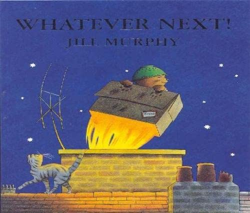 9781405040747: Whatever Next CD (Book & Tape)