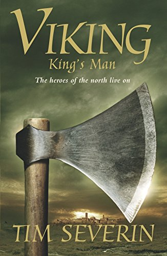VIKING King's Men The Heroes Of the North Live On (SIGNED COPY): SEVERIN, Tim