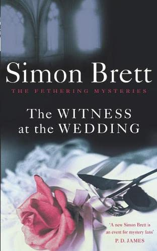9781405041362: The Witness at the Wedding: The Fethering Mysteries