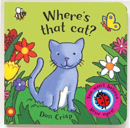 9781405046954: Where's that cat?