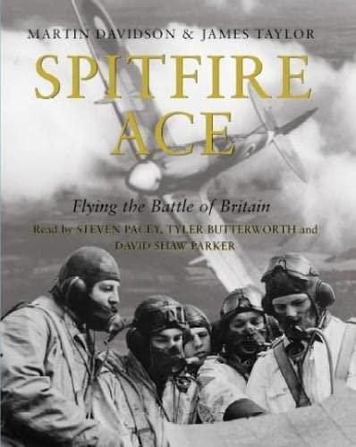 9781405047036: Spitfire Ace