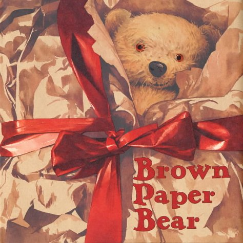 9781405047661: Brown Paper Bear