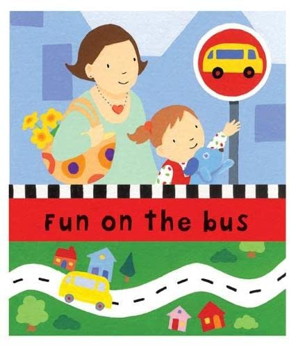 9781405048743: The Wheels on the Bus: Fun on the Bus
