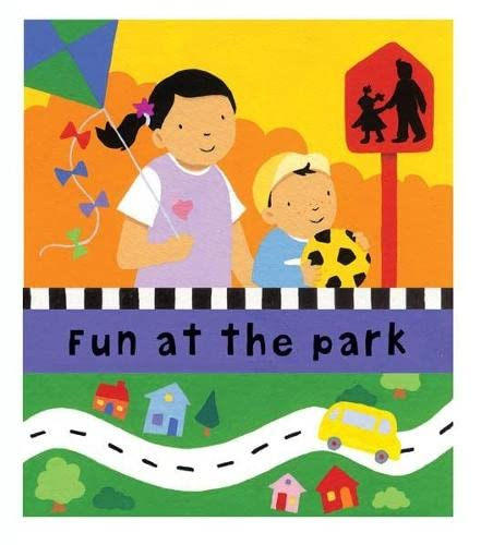 9781405048750: The Wheels on the Bus: Fun at the Park
