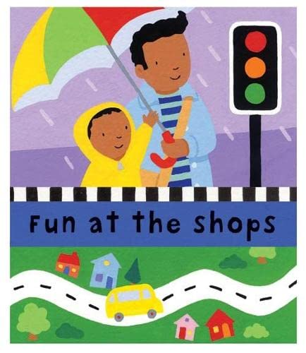 9781405048767: The Wheels on the Bus: Fun at the Shops