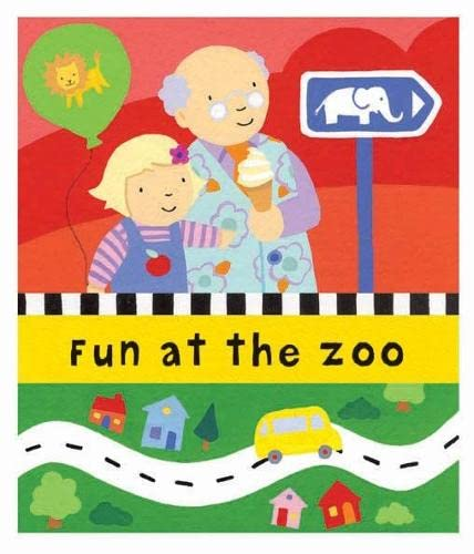 9781405048774: The Wheels on the Bus: Fun at the Zoo
