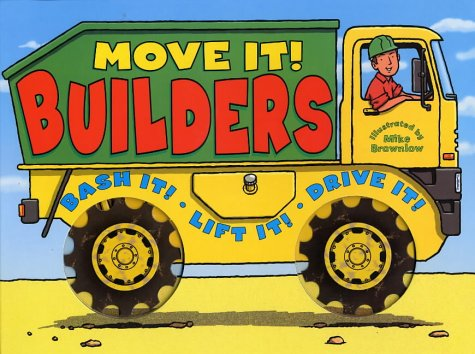 9781405048828: Move It! Builders