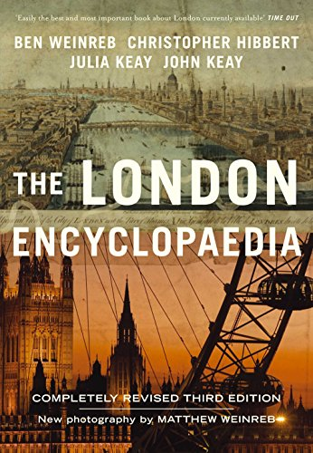 9781405049252: The London Encyclopaedia