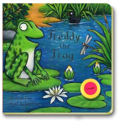 9781405049825: Sound-chip BB 12-cpy waterfall counterpack: Sound chip Board Books: Freddy the Frog: 6