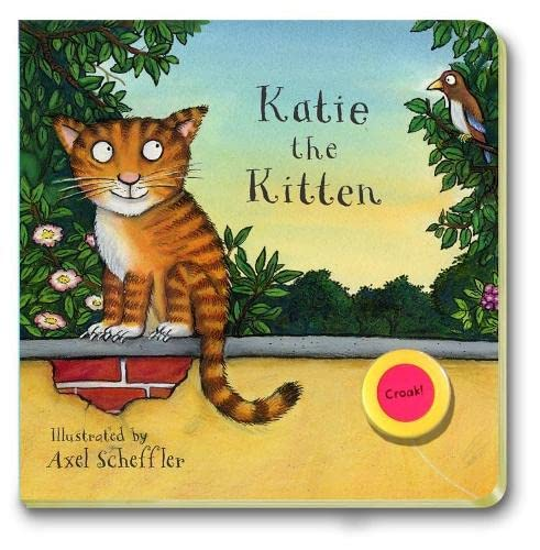 9781405049832: Sound-chip BB 12-cpy waterfall counterpack: Sound chip Board Books: Katie the Kitten: 4