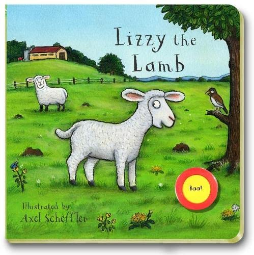 9781405049856: Sound-chip BB 12-cpy waterfall counterpack: Sound chip Board Books: Lizzy the Lamb: 3