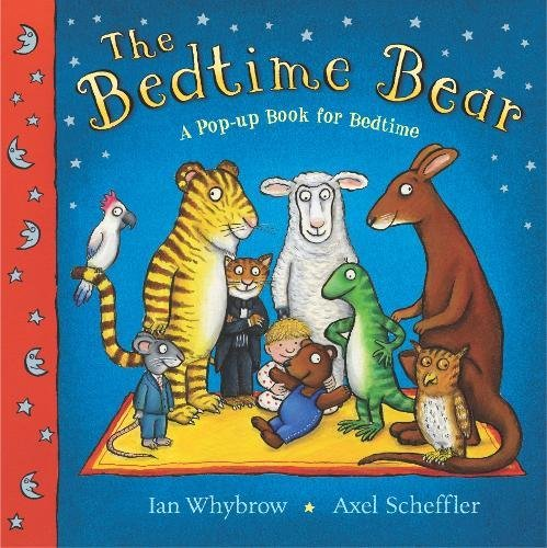 9781405049931: The Bedtime Bear: a Pop-up Book for Bedtime