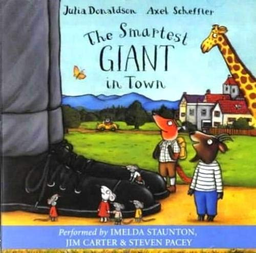 9781405050500: The Smartest Giant in Town