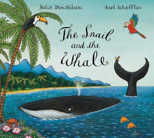 9781405050531: The Snail and the Whale
