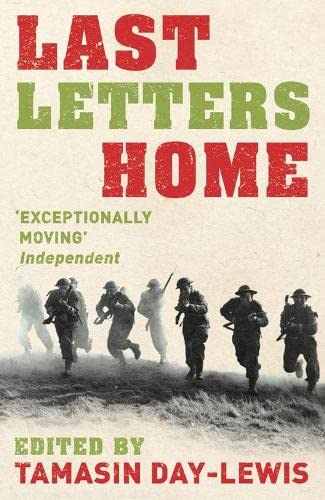 9781405050647: Last Letters Home