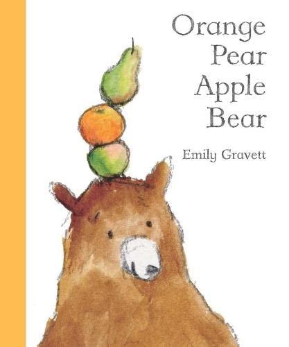 9781405050807: Orange Pear Apple Bear