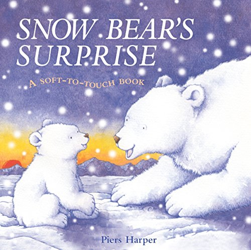 9781405050869: Snow Bear's Surprise (Soft to Touch Book)