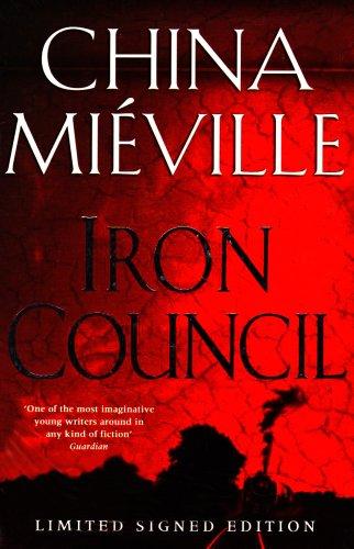 9781405051101: Iron Council Set W'Stones