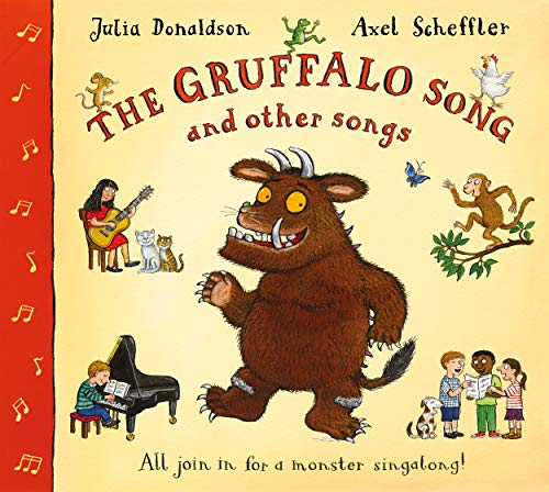 9781405051200: The Gruffalo Song and Other Songs