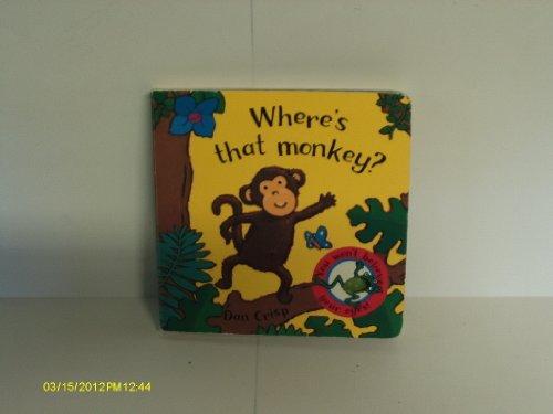 Where's That Monkey: Dan Crisp