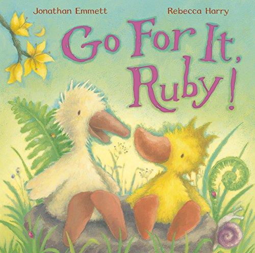 Go For It, Ruby!: Jonathan Emmett