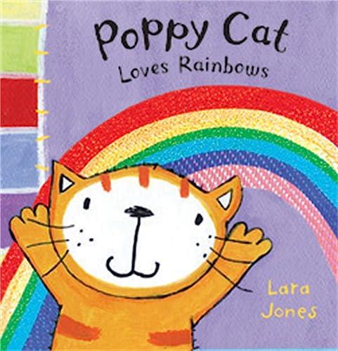 9781405052313: Poppy Cat Loves Rainbows