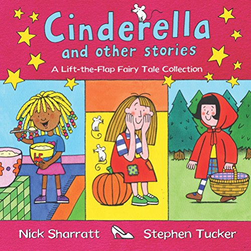 9781405052382: Cinderella and Other Stories: A Lift-the-Flap Fairy Tale Collection