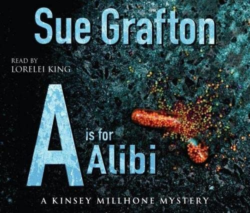9781405053006: A is for Alibi: A Kinsey Millhone Mystery