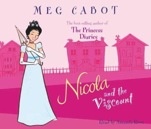 9781405053044: Nicola and the Viscount