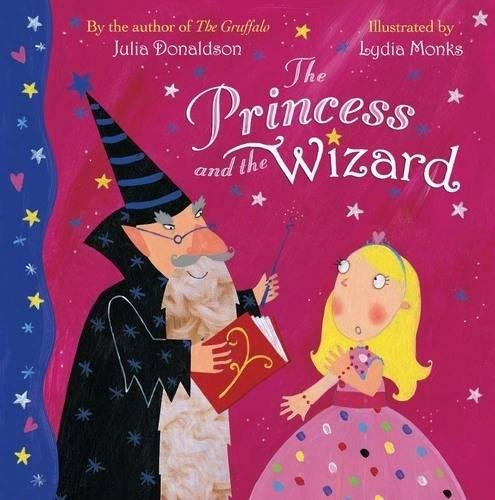 9781405053136: The Princess and the Wizard