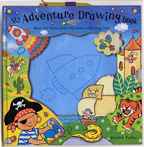 9781405053518: My Adventure Drawing Book