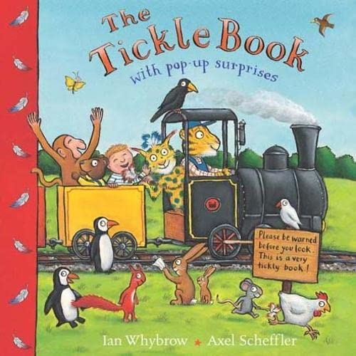 9781405053631: The Tickle Book: With Pop-Up Surprises