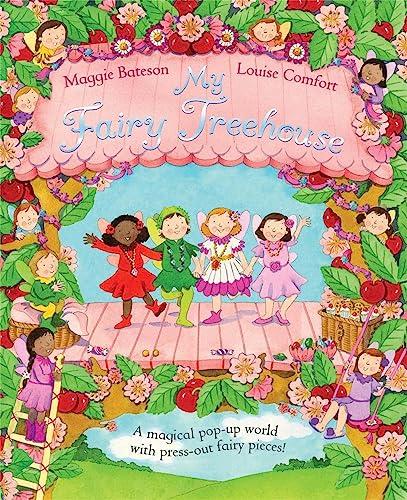 9781405053648: My Fairy Treehouse