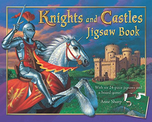 9781405053655: Knights and Castles Jigsaw Book