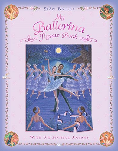 9781405053952: My Ballerina Jigsaw Book