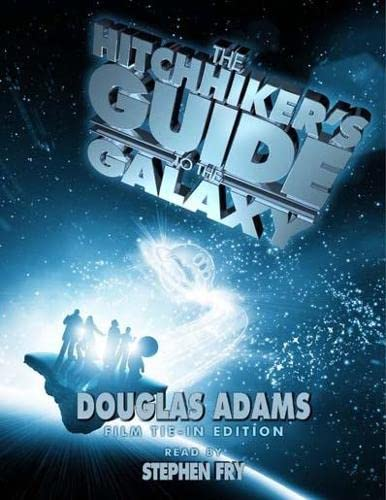 9781405053983: The Hitchhiker's Guide to the Galaxy