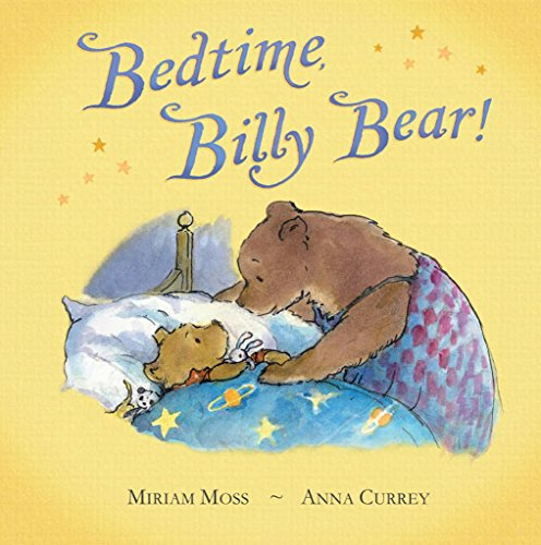 9781405054010: Bedtime, Billy Bear!