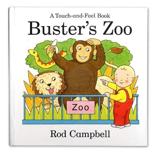Buster's Zoo: Campbell, Rod