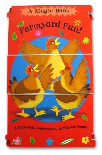 Magic Books: Farmyard Fun: Campbell Books Ltd