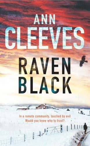 9781405054720: Raven Black (Shetland)