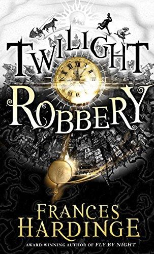 9781405055390: Twilight Robbery