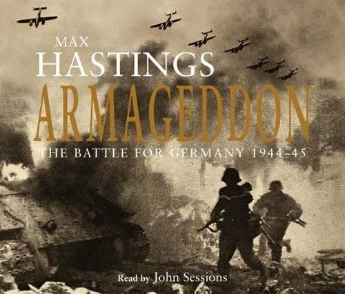 9781405055437: Armageddon: The Battle for Germany 1944-45