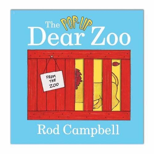 9781405056861: The Pop-Up Dear Zoo