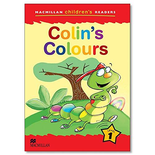 9781405057172: MCHR 1 Colin's Colours (int): Level 1 (Macmillan Children's Readers (International)) - 9781405057172