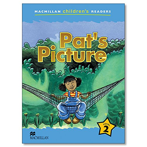 9781405057264: Pat's Picture: Level 2 (Macmillan Children's Readers (International))