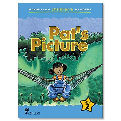 9781405057264: MCHR 2 Pat's Picture (int): Level 2 (Macmillan Children's Readers (International)) - 9781405057264