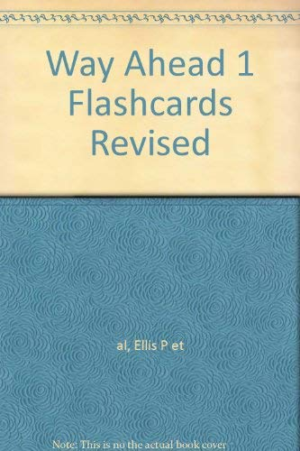9781405058605: Way Ahead 1 Flashcards Revised