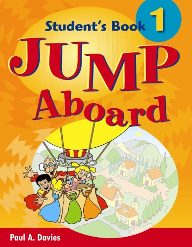 Jump Aboard 1: Student's Book (1405059303) by Davies, Paul